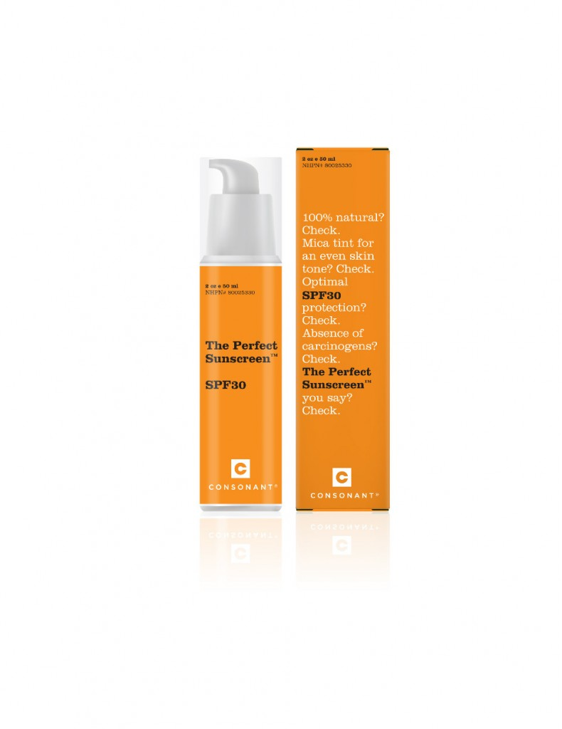 Partly Sunny Consonant SPF30 Sunscreen