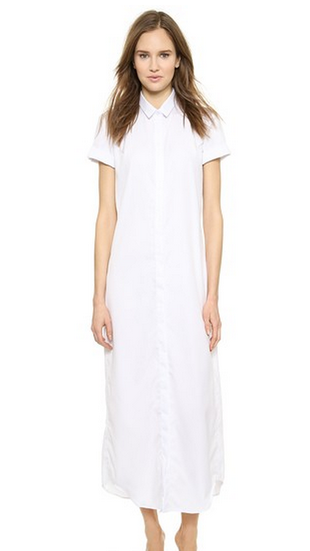 Karla Spetic Shirt Dress Shop Bop
