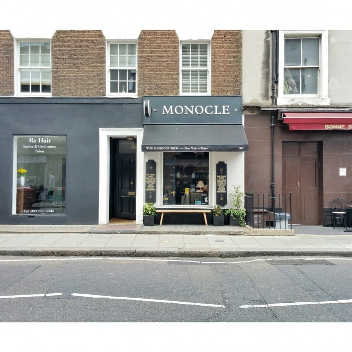 Monocle Cafe.