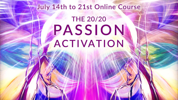 Special Offer - Save 50%/$50 - Story's popular 20/20 The Passion Activation mp3 course is currently on sale at 50%/$50 off - NOW $50 - DETAILS