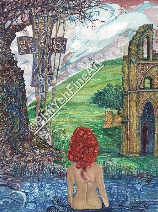 Glastonbury Resurrection