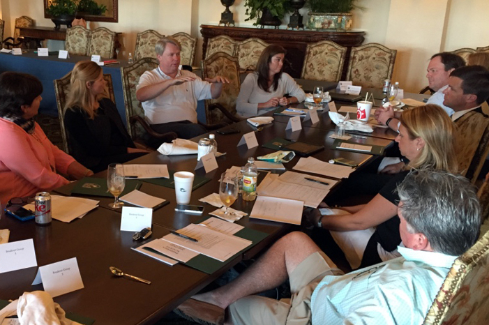 St. Frederica academy, St. Simons Island, GA  Board of Trustees Retreat