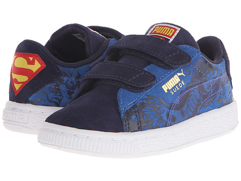 PUMA Kids Suede Superman