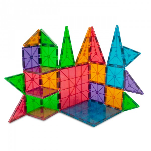 Magna-Tiles Clear Color Building Set