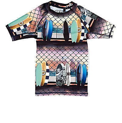 City Surfboard Rashguard Tee