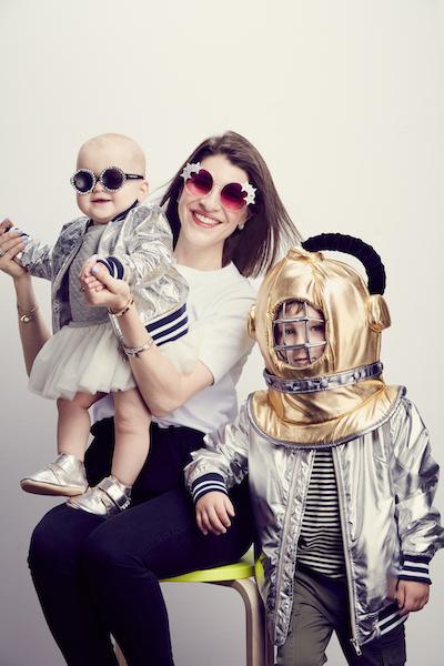 Rachel + Her Kids