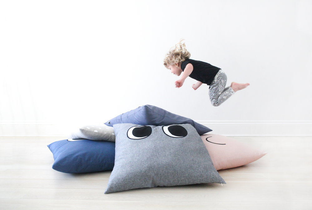 We Love these floor cushions from Natti-Natti