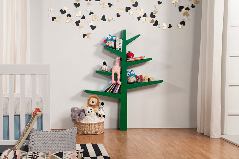 50 Cute Bookcases - To Help Your Kids Get Organized