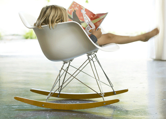 Modern Rocking chairs - For Relaxation + Focus