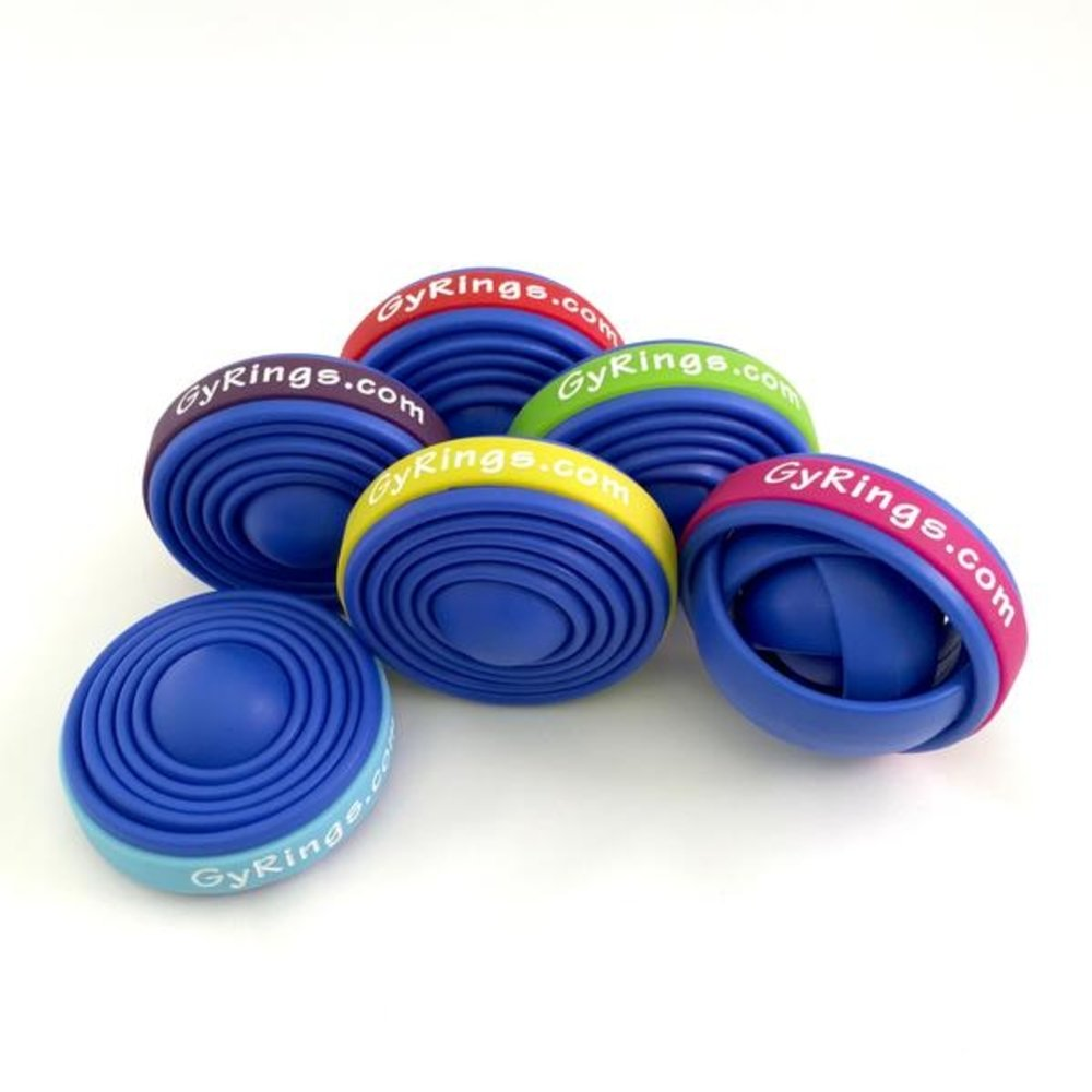 GyRings $7.99 - Gyrings are a silent fidget that can help with focus. Gyrings were created by Jake, a 12 year old boy with ADHD.