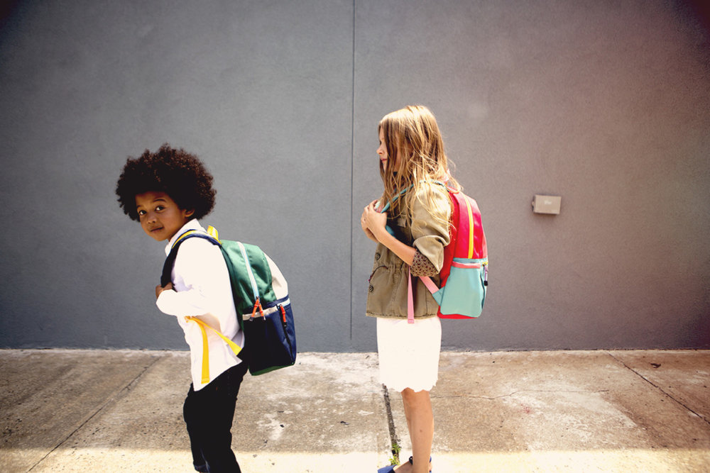 Cool + Kid-Friendly Backpacks. -