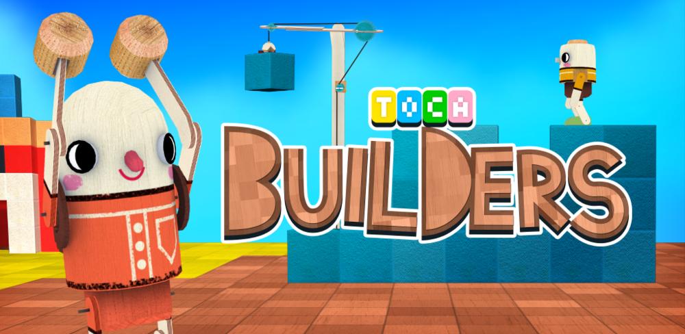 Toca Builders - Imagination, creativity, and problem solving are key skills developed in this game. Kids can create endless possibilities out of blocks and use the different characters for different functions to help them build whatever their imaginations desire.