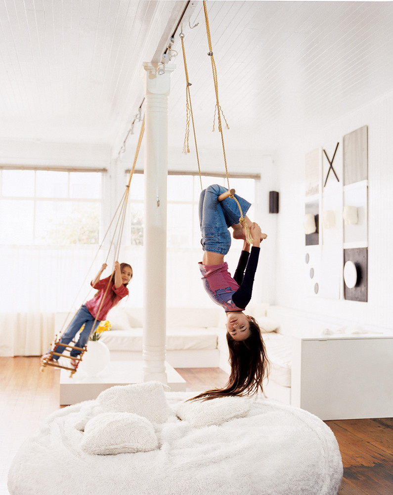 indoor swings for kids