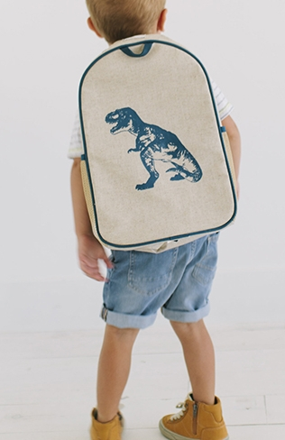 Pack All Of Your Child's Must-Have Items In Their Backpack. Becky Kimball Photography