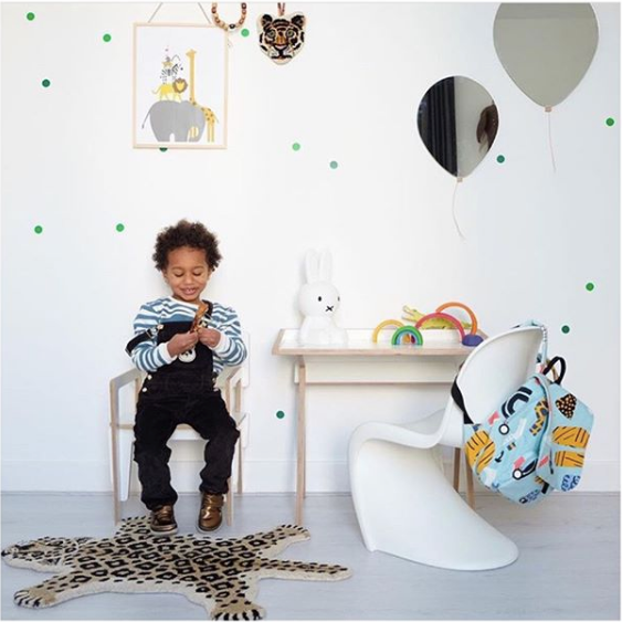 DECOR IDEAS - Imaginative ideas to create active spaces, calming retreats + organized workspaces at home to support your child's unique developmental needs.