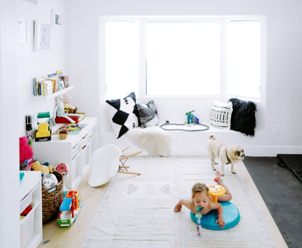 how to create a sensory playroom