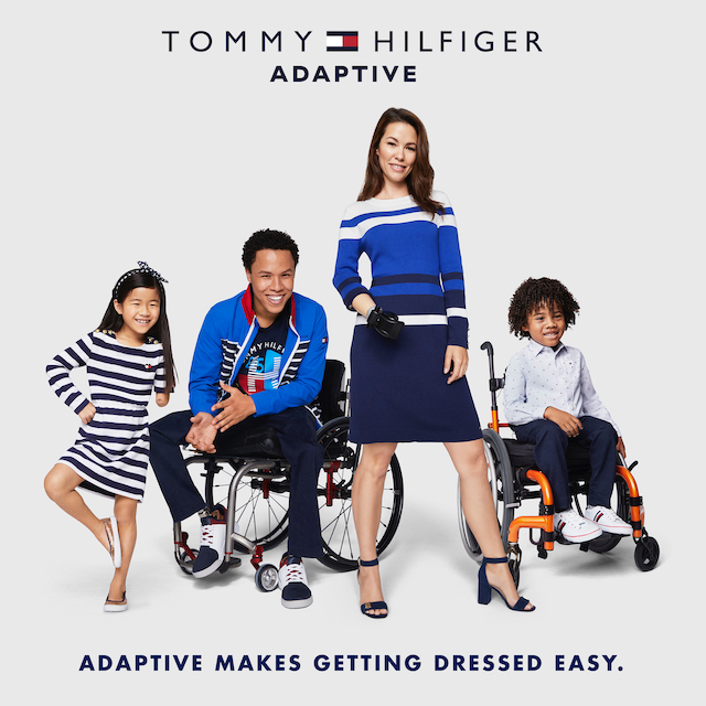 Tommy Hilfiger Adaptive Advertisement