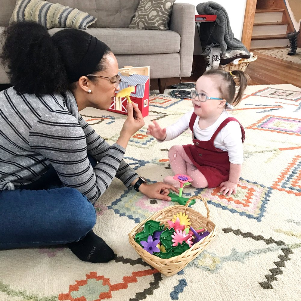 Learning With Hazel speech therapy