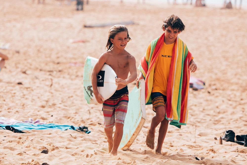 kids broken board