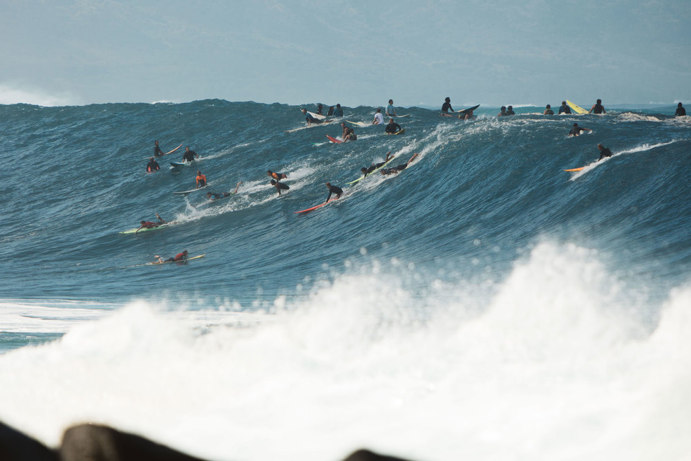 Waimea huge wave 2016