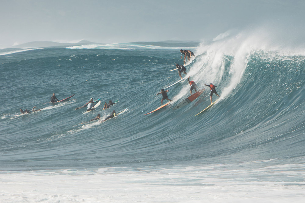 Big monday Oahu