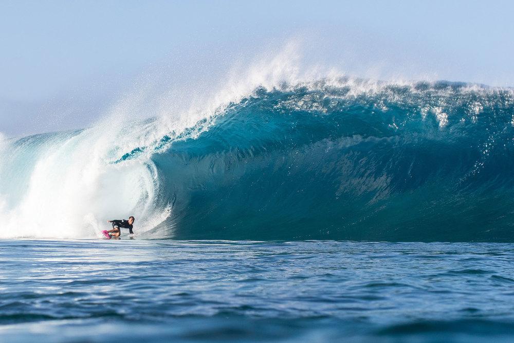 pipeline surfer masatoshiohno