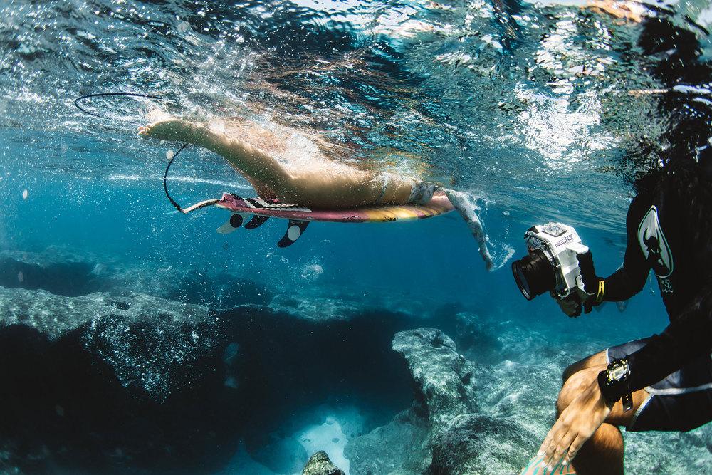 camilastorchi pipeline hawaii