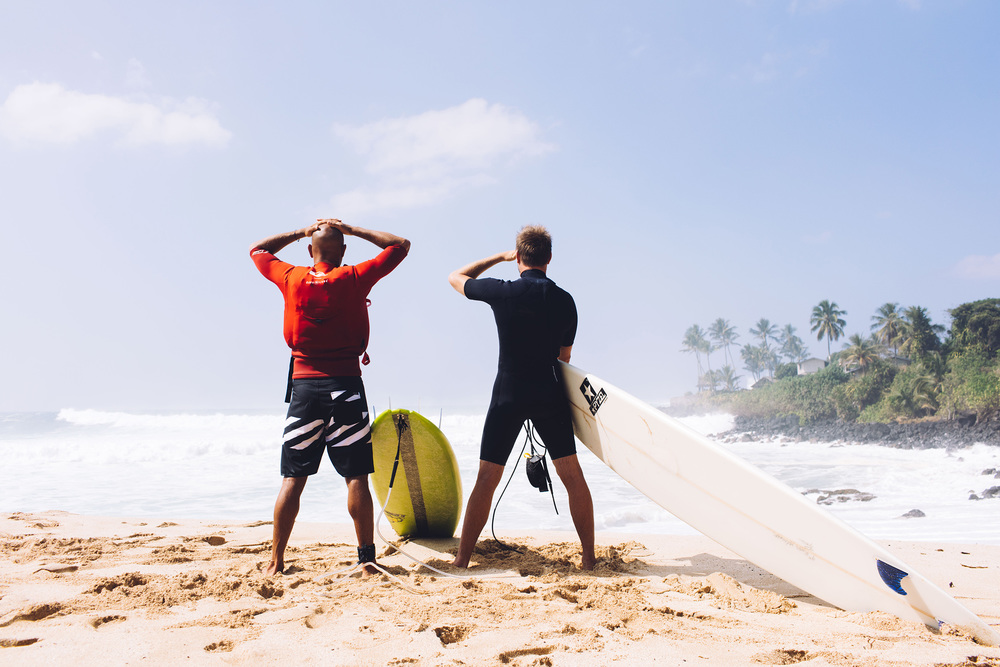 kelly slater january elnino waimea bay hawaii
