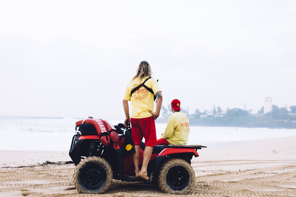 north shore life guards