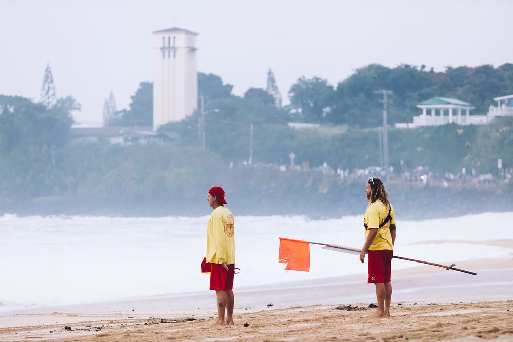 waimea life guards