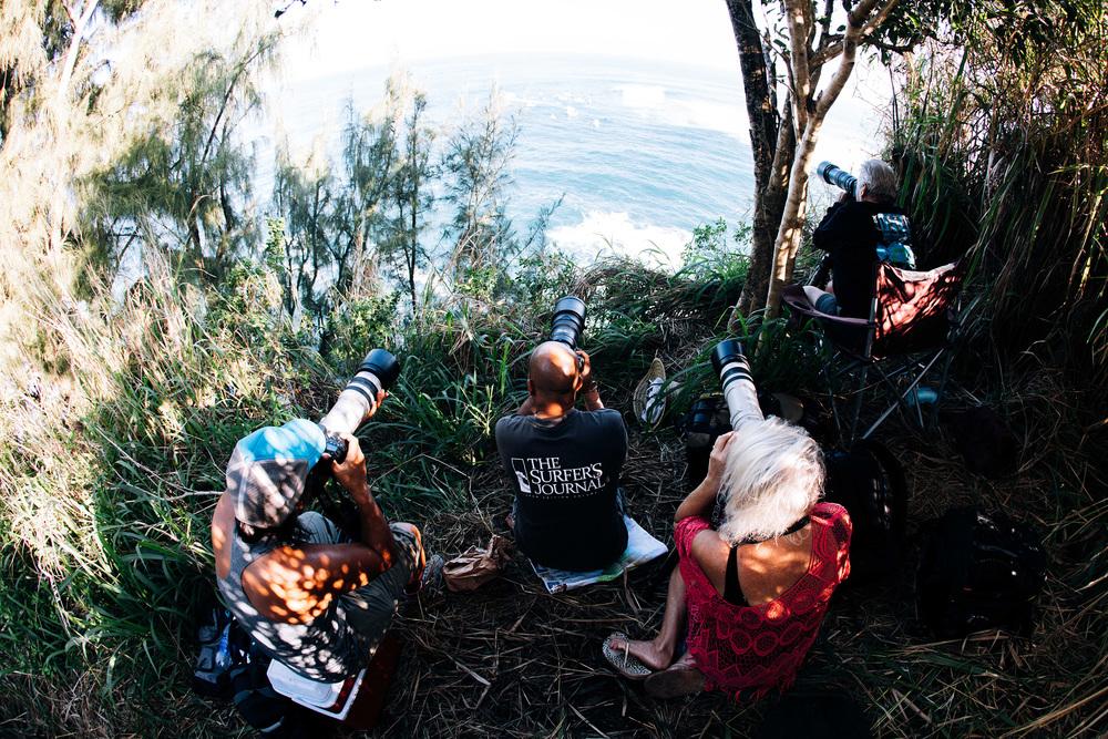 surf photographers maui