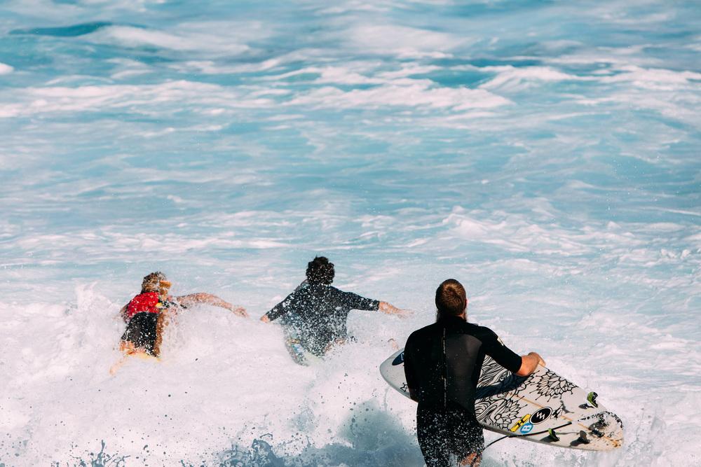 surfers maui
