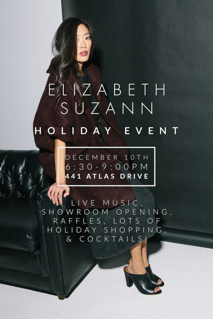 Elizabeth Suzann Holiday Party