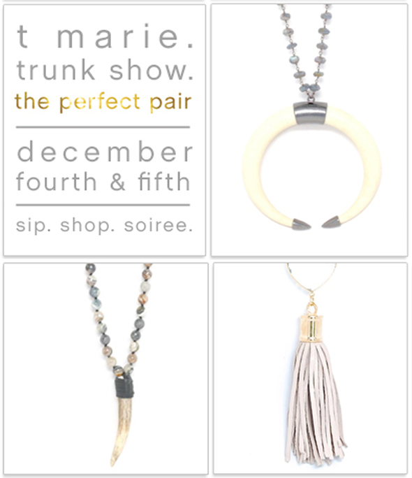 Perfect Pair Holiday Trunk Show
