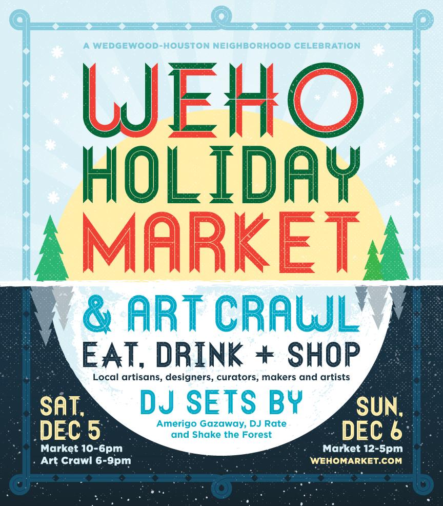 WeHo Holiday Market