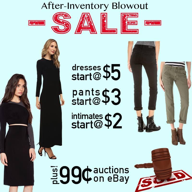 UAL Huge Sale