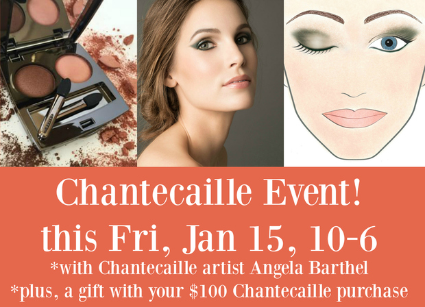 Woo Chantecaille Event
