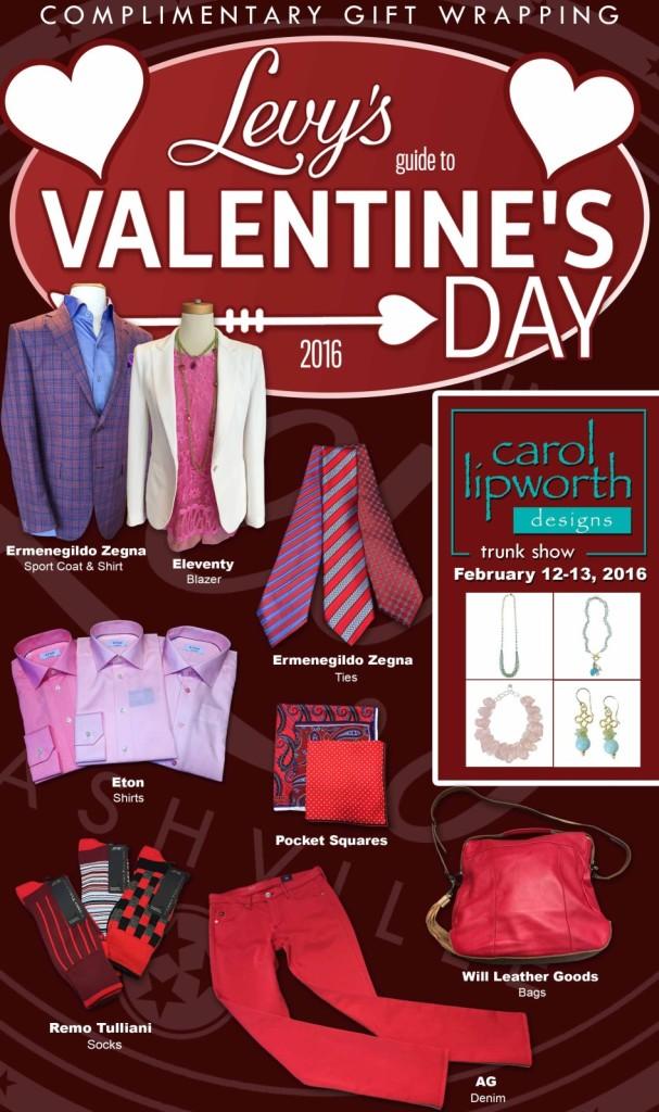 Levys Valentine's Day