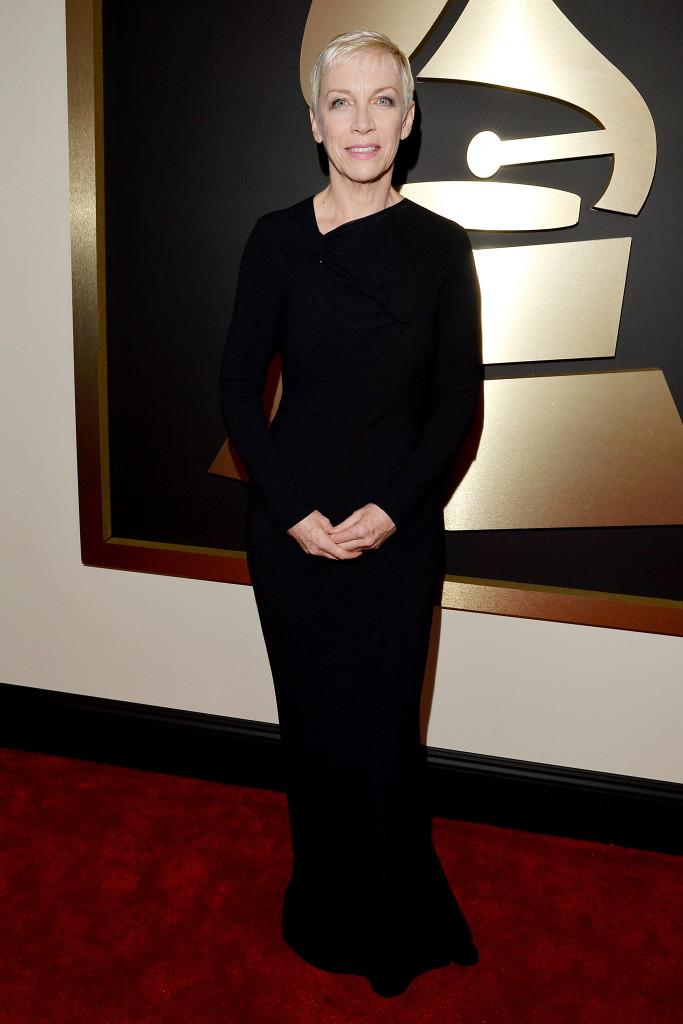 Annie Lenox Grammys