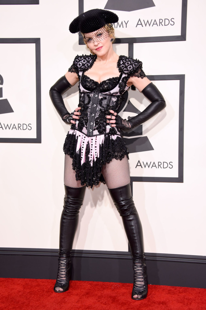 Madonna Givenchy Grammys
