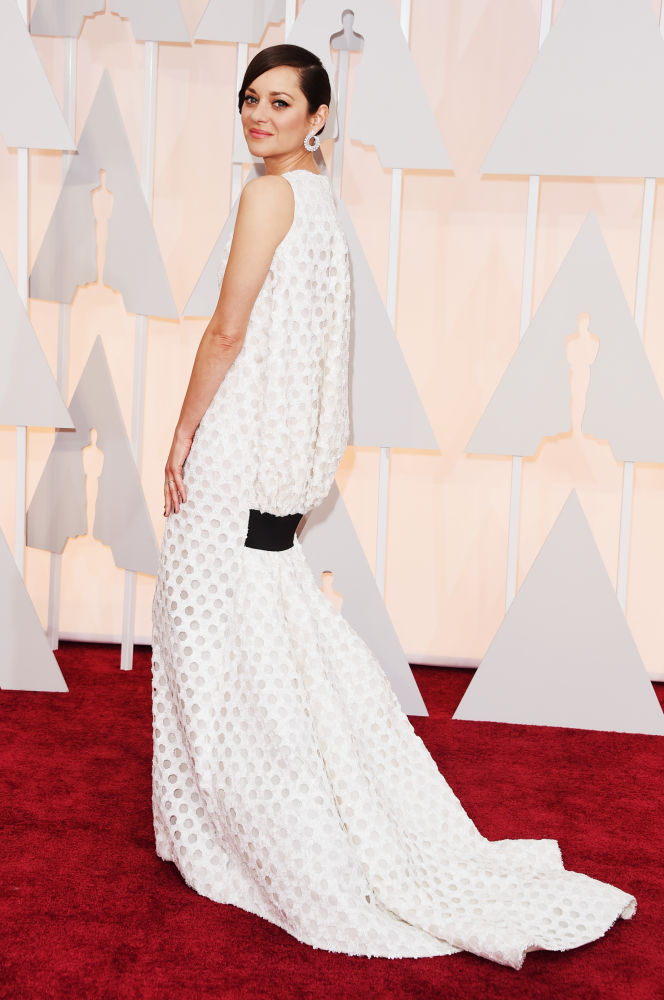 Marion Cotillard_Christian Dior_Oscars