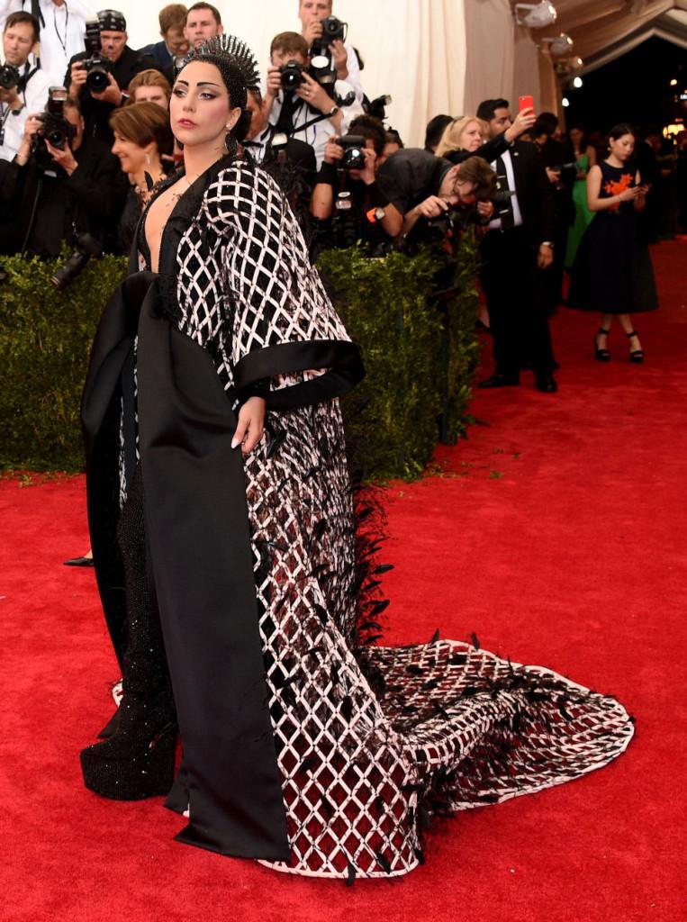 Lady Gaga Balenciaga Met Gala