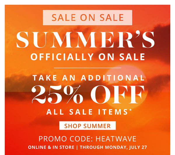 Elaine Turner Summer Sale
