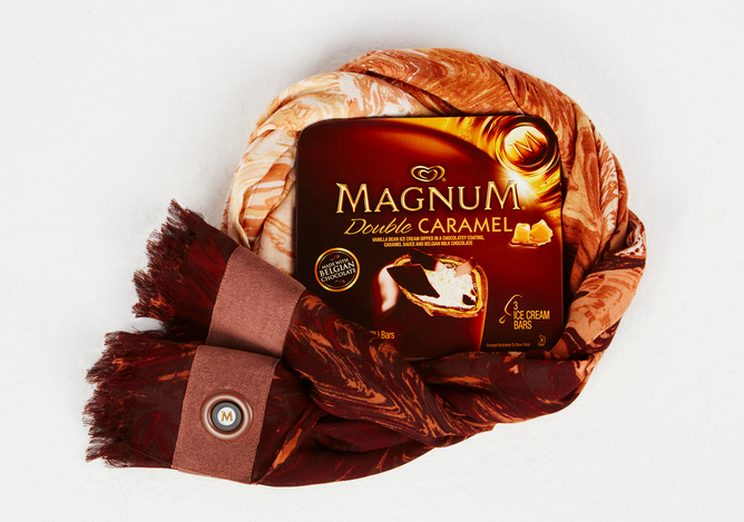 BCBG for MAGNUM ICE CREAM