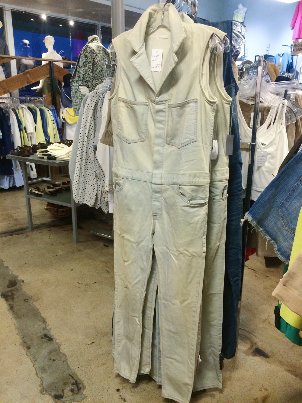 6397 Denim Jumpsuit Originally $595 Now $69_Photo by Stella Shops.jpg