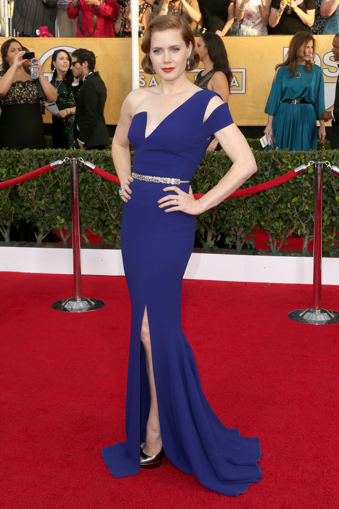 Amy Adams Antonio Berardi SAG Awards