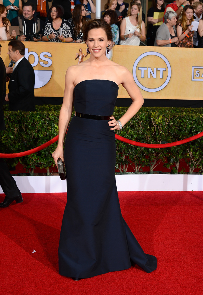 Jennifer Garner Max Mara SAG Awards