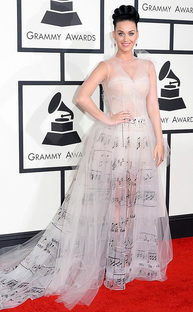 Katy Perry Valentino Grammys