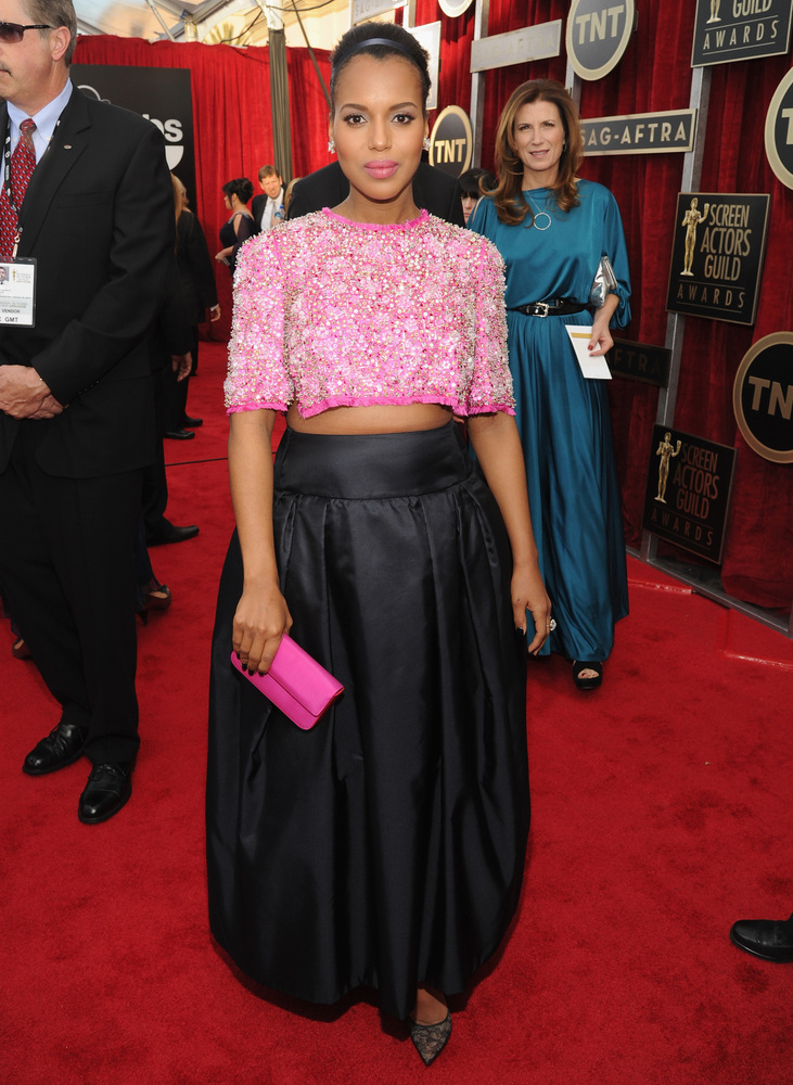 Kerry Washington Prada SAG Awards