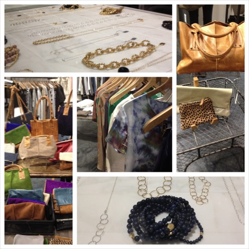 Emerson Grace Trunk Show Collage